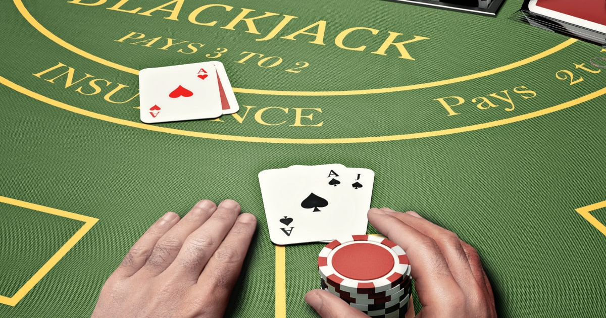 Know the Difference: Blackjack Versus Poker!